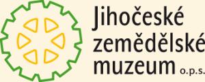 Jihočeské zemědělské muzeum_logo
